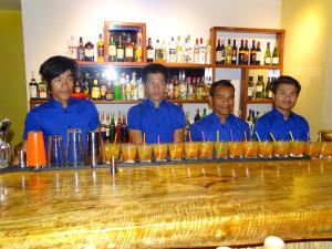 Ratanakiri Paradise Hotel & SPA, Hotels  Banlung - big - 57
