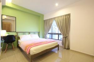Vista Horizon Melaka, Apartmanok  Melaka - big - 19