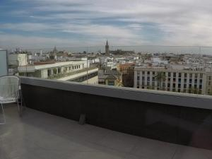 Deluxe with Terrace (cathedral views)