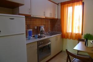 Haus Platanos, Апартаменты  Вурвуру - big - 21