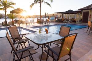 Hotel Residencial Portoveleiro, Гостевые дома  Кабу-Фриу - big - 119