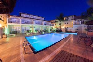 Hotel Residencial Portoveleiro, Гостевые дома  Кабу-Фриу - big - 125