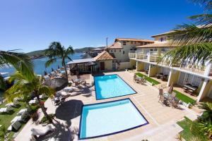 Hotel Residencial Portoveleiro, Гостевые дома  Кабу-Фриу - big - 112
