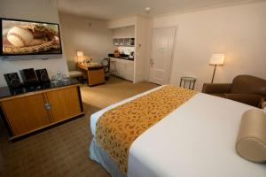 King Room with Kitchenette and Sofa Bed