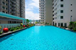 One Sky Apartment, Апартаменты  Байан-Лепас - big - 29