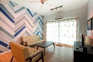 One Sky Apartment, Apartmány  Bayan Lepas - big - 1