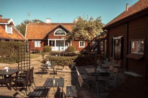 Eksgården Krog & Rum, Pensionen  Färjestaden - big - 18