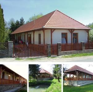 Öreg Bence Háza, Appartamenti  Füzérkomlós - big - 12