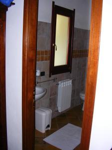 Camera Familiare con Vista Giardino