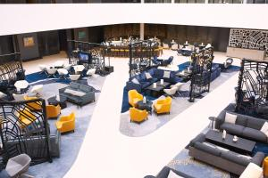 Hilton Amsterdam Airport Schiphol, Отели  Схипхол - big - 68