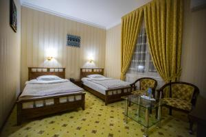 City Hotel, Hotels  Samarkand - big - 9