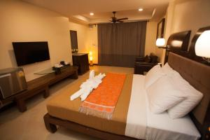 Lotusland Resort, Hotely  Jomtien - big - 13