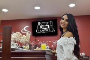 Hotel Cosmopolita Ambato, Szállodák  Ambato - big - 26
