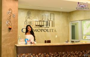 Hotel Cosmopolita Ambato, Szállodák  Ambato - big - 23