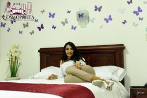 Hotel Cosmopolita Ambato, Hotels  Ambato - big - 9