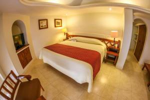 Hotel Fortin Plaza, Szállodák  Oaxaca de Juárez - big - 9