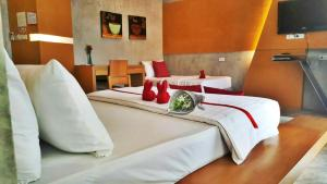 The Now Hotel, Hotely  Jomtien - big - 37