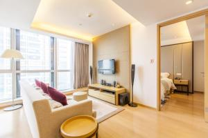 Huanqiu 188 International Apartment, Apartmány  Suzhou - big - 12