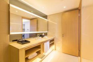Huanqiu 188 International Apartment, Apartmány  Suzhou - big - 9