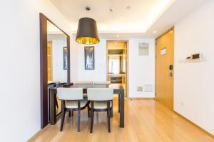 Huanqiu 188 International Apartment, Apartmány  Suzhou - big - 11