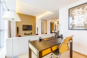 Huanqiu 188 International Apartment, Apartmány  Suzhou - big - 10
