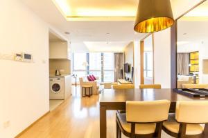 Huanqiu 188 International Apartment, Apartmány  Suzhou - big - 5