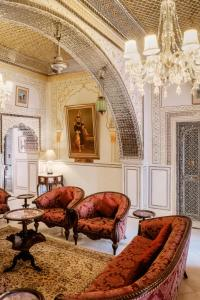 Alsisar Haveli - Heritage Hotel, Hotely  Jaipur - big - 56