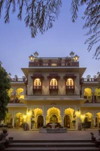 Alsisar Haveli - Heritage Hotel, Hotely  Jaipur - big - 58