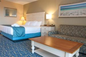 King Room with Sofa Bed - Beach View