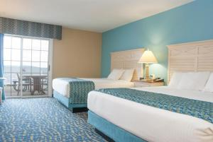 Deluxe Family Suite - Beach View