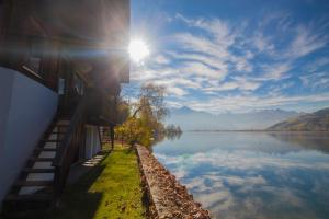 Waterfront Apartments Zell am See - Steinbock Lodges, Ferienwohnungen  Zell am See - big - 86