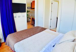 Apartamentos Premium Capital Casino Viña del Mar, Apartmány  Viña del Mar - big - 23