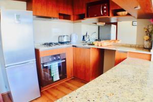 Apartamentos Premium Capital Casino Viña del Mar, Apartmány  Viña del Mar - big - 42