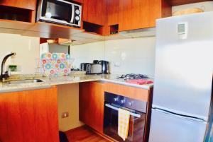 Apartamentos Premium Capital Casino Viña del Mar, Apartmány  Viña del Mar - big - 64