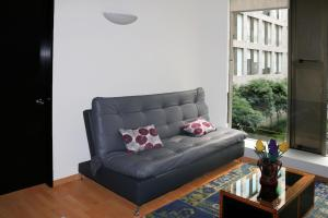 Puerta Alameda Suites, Apartmány  Mexico City - big - 98