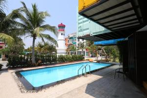 Chaamaran Boutique Hotel, Resorts  Cha-am - big - 45