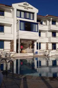 Victoria Suite Hotel & Spa, Hotels  Turgutreis - big - 23