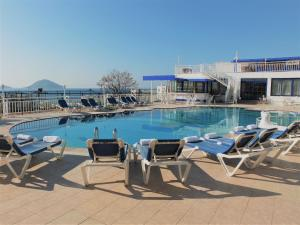 Victoria Suite Hotel & Spa, Hotels  Turgutreis - big - 29