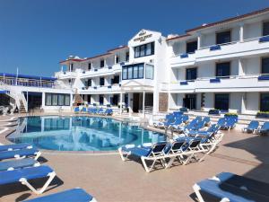 Victoria Suite Hotel & Spa, Отели  Тургутреис - big - 1