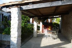 Basse Vendome, Дома для отпуска  Лагор - big - 8