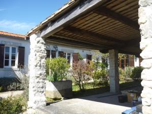 Basse Vendome, Дома для отпуска  Лагор - big - 1