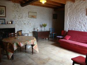 Basse Vendome, Дома для отпуска  Лагор - big - 12