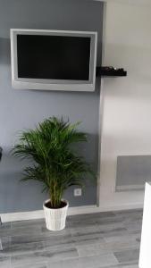 Appartement Les Solleillades, Apartmanok  Palavas-les-Flots - big - 27