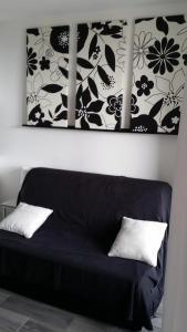 Appartement Les Solleillades, Apartmanok  Palavas-les-Flots - big - 34