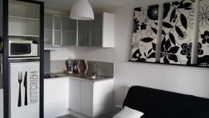 Appartement Les Solleillades, Apartmanok  Palavas-les-Flots - big - 35