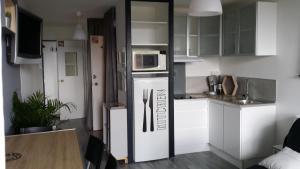 Appartement Les Solleillades, Ferienwohnungen  Palavas-les-Flots - big - 36
