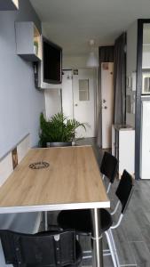 Appartement Les Solleillades, Ferienwohnungen  Palavas-les-Flots - big - 37