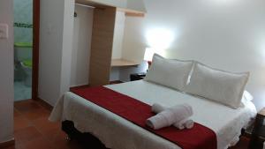 Apartahotel La Gran Familia, Apartmanhotelek  Villa de Leyva - big - 42