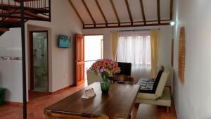 Apartahotel La Gran Familia, Apartmanhotelek  Villa de Leyva - big - 43