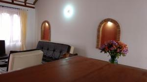 Apartahotel La Gran Familia, Apartmanhotelek  Villa de Leyva - big - 32